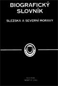Biografický slovník Slezska aseverní Moravy